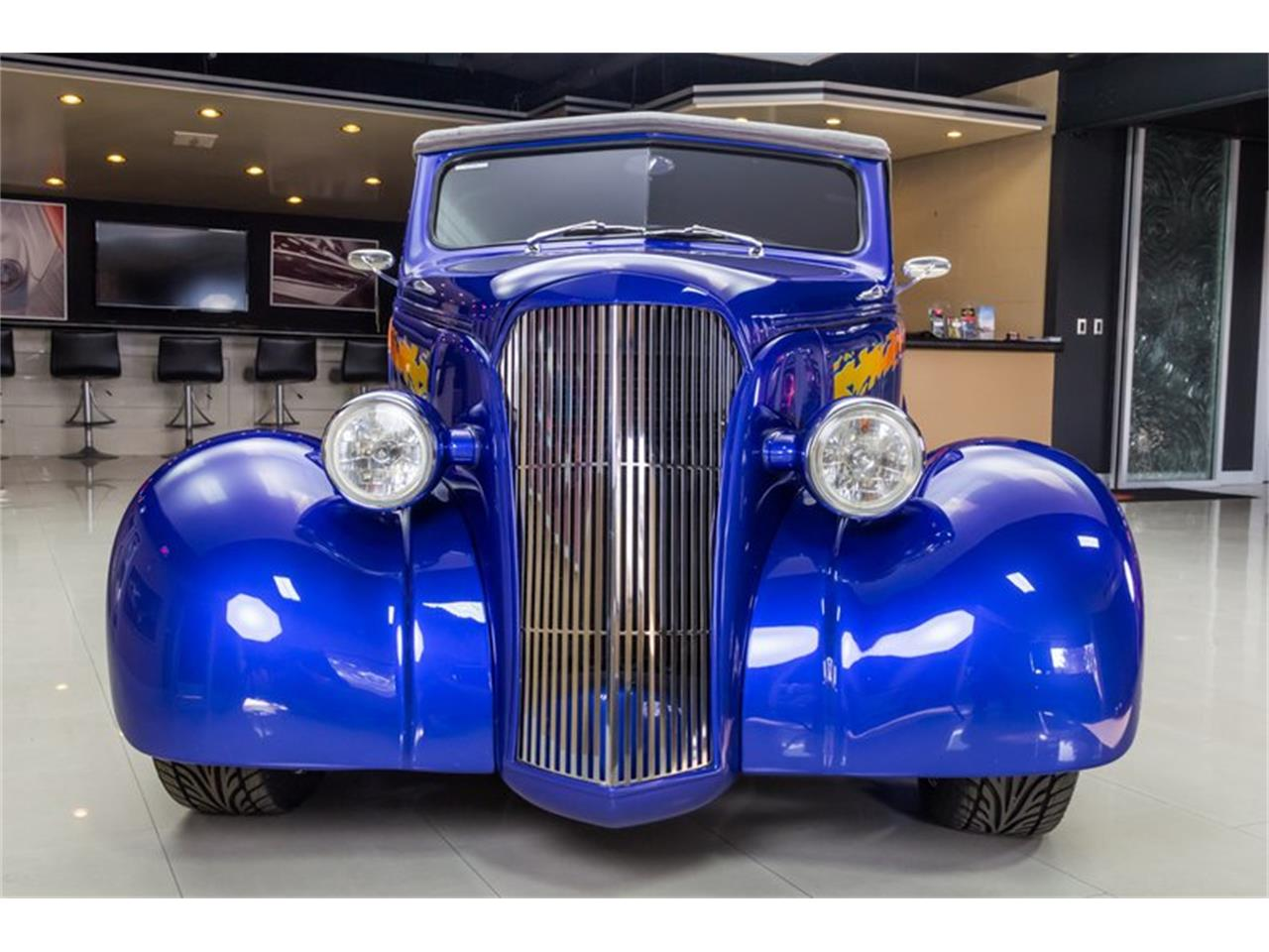 Large Picture of '37 Chevrolet Antique Offered by Vanguard Motor Sales - N75T