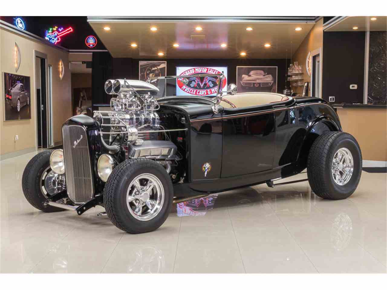 1932 Ford Roadster for Sale | ClassicCars.com | CC-1082378