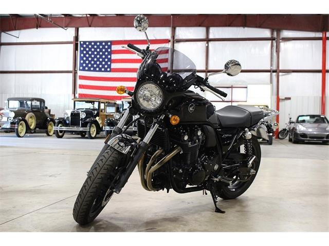 Picture of '14 Motorcycle - N764