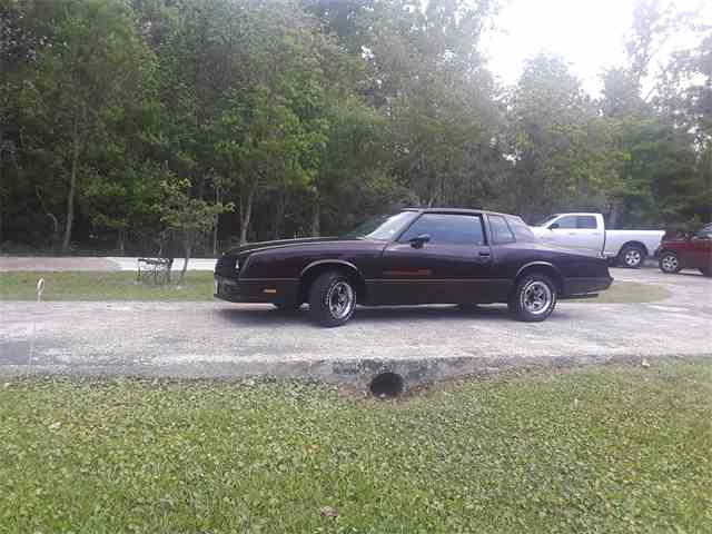 Picture of '85 Monte Carlo SS - N5IO