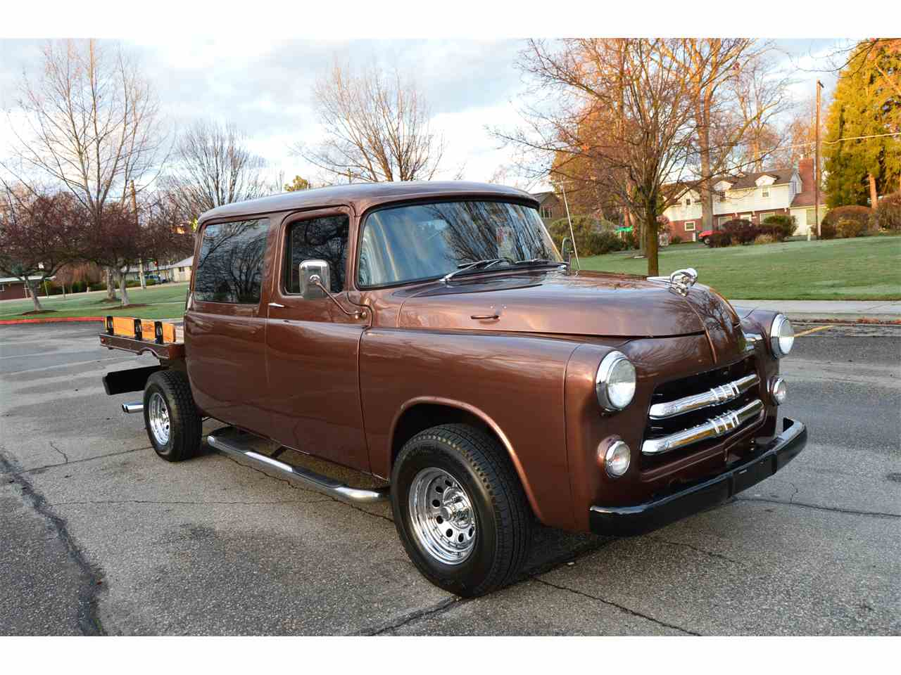1955 dodge pickup for sale cc 1080241. Black Bedroom Furniture Sets. Home Design Ideas