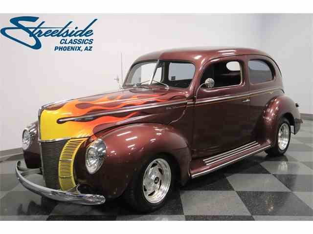 Picture of 1940 2-Dr Sedan Offered by Streetside Classics - Phoenix - N77E