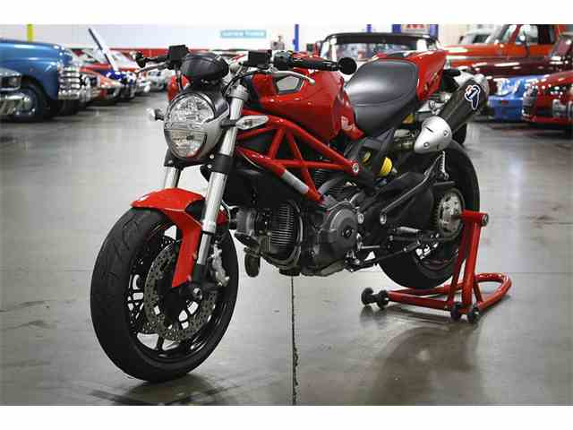 Picture of 2012 Ducati Monster - N77G