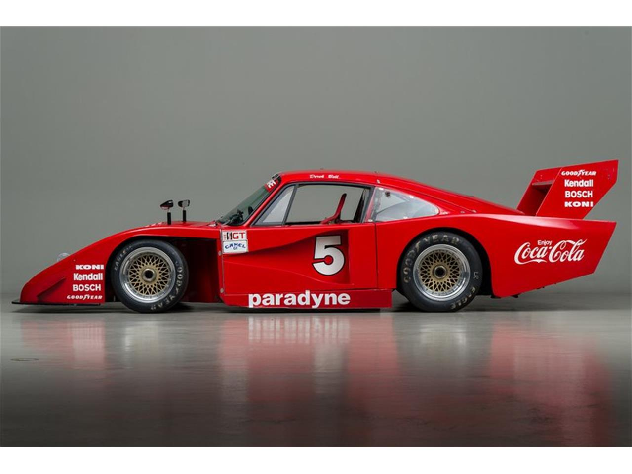 Large Picture of 1982 Porsche 935 located in California - N77M