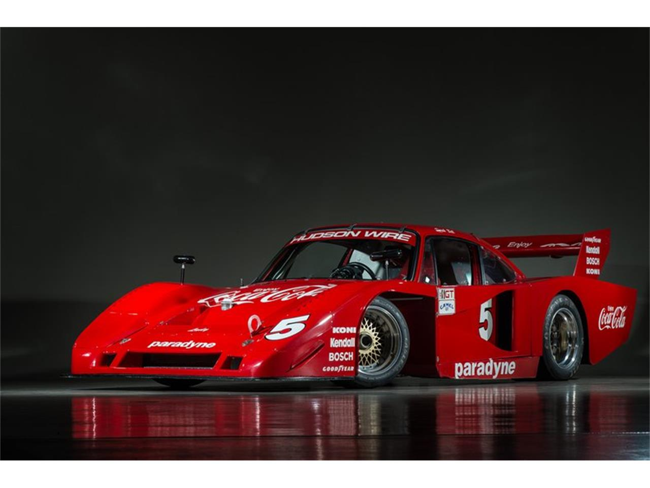 Large Picture of '82 Porsche 935 Auction Vehicle Offered by Canepa - N77M