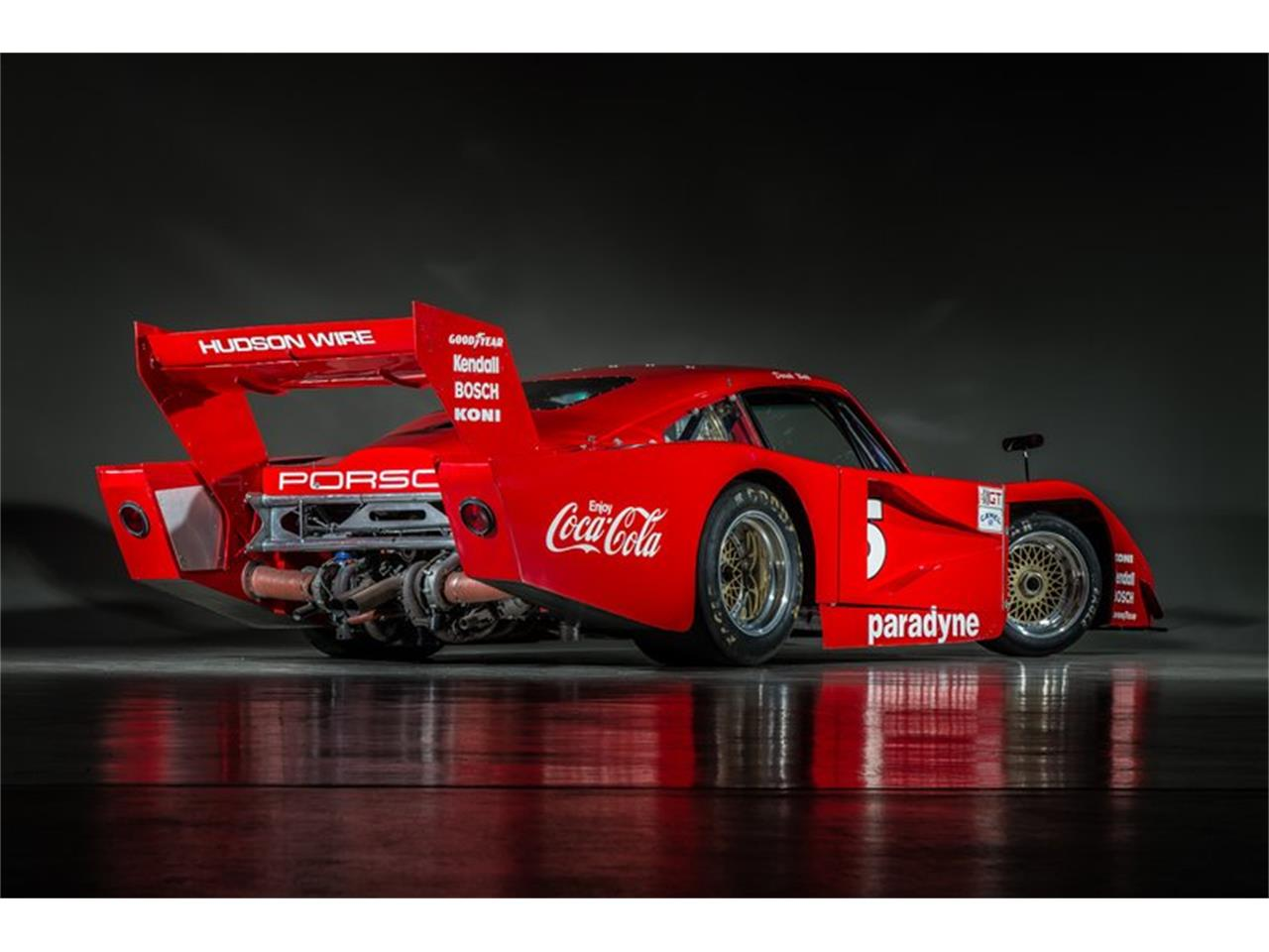Large Picture of '82 Porsche 935 located in California Offered by Canepa - N77M