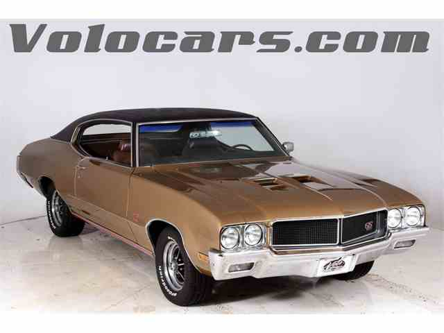 Picture of 1970 Buick Gran Sport located in Illinois - $22,998.00 Offered by Volo Auto Museum - N781