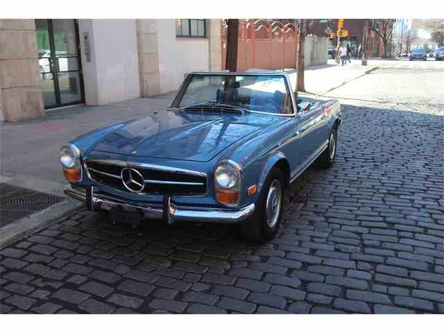 Picture of Classic 1969 Mercedes-Benz 280SL Auction Vehicle Offered by  - N5IT