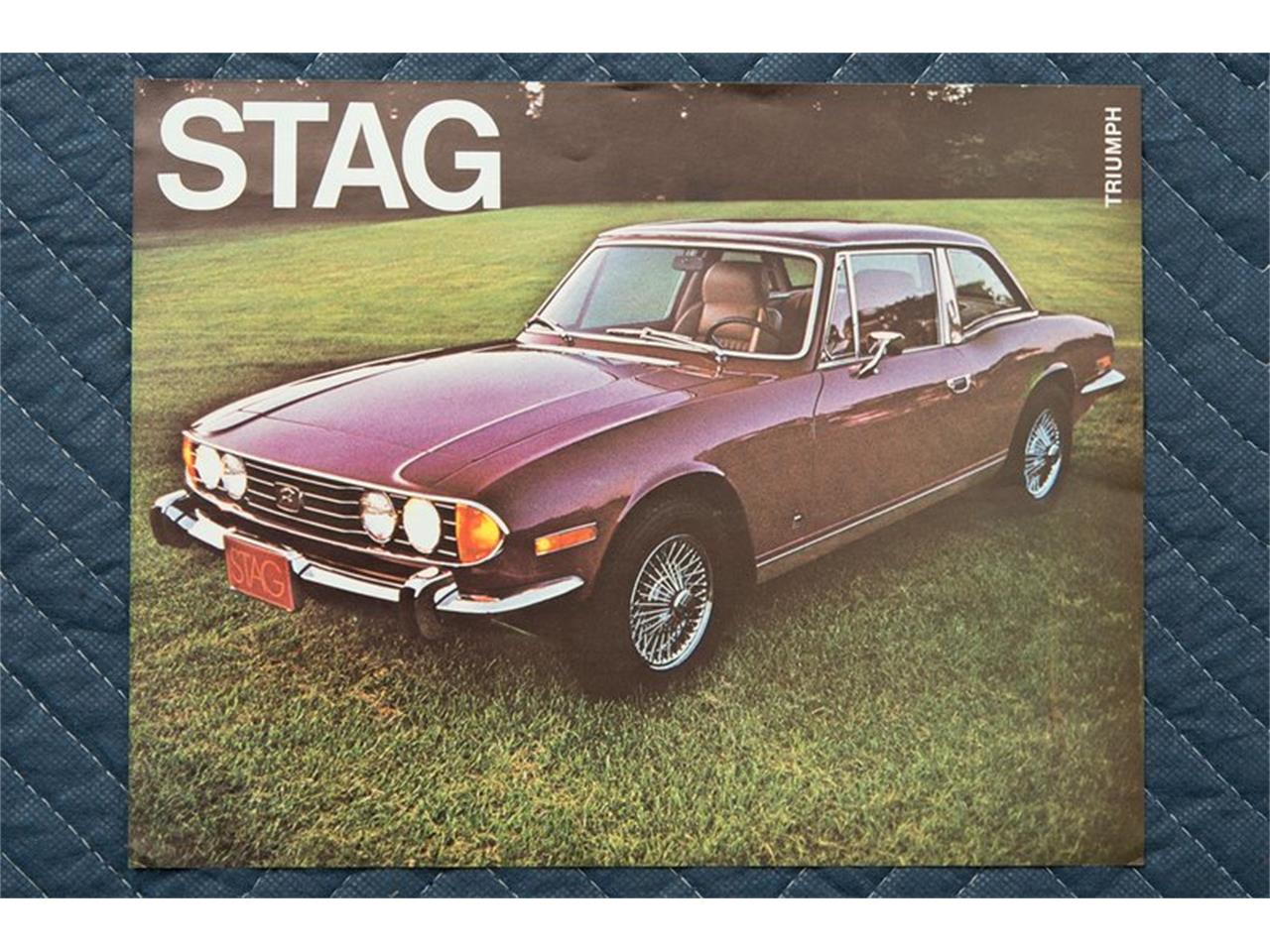 Large Picture of '73 Stag - N786