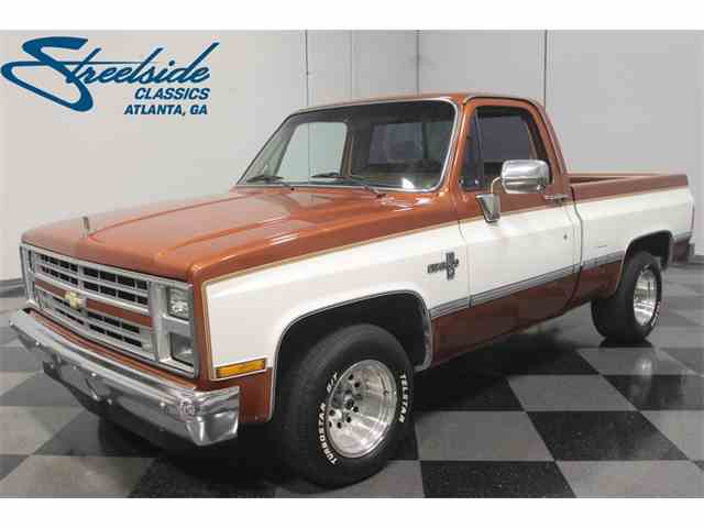 Picture of '86 Chevrolet C10 Offered by Streetside Classics - Atlanta - N78A