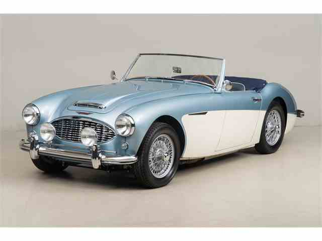 Picture of '57 Austin-Healey 100-6 Offered by  - N78D