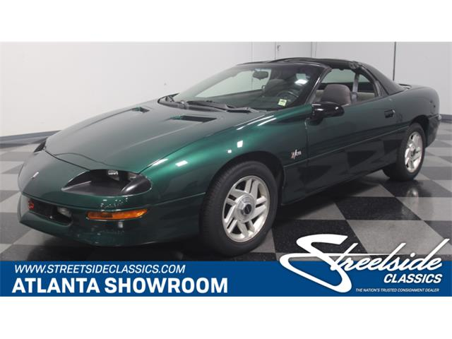 Picture of '95 Camaro - N78H