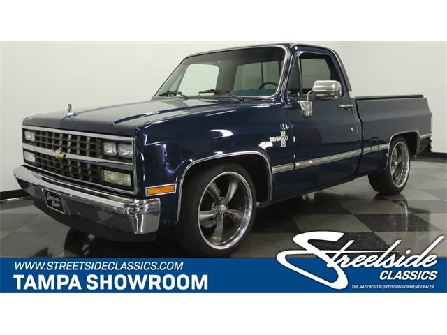 1985 To 1987 Chevrolet Silverado For Sale On Classiccars Com