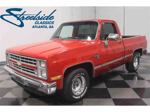 1985 to 1987 Chevrolet C10 for Sale on ClicCars.com