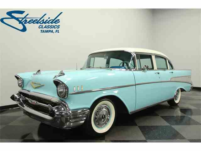 Picture of '57 Bel Air - N78W