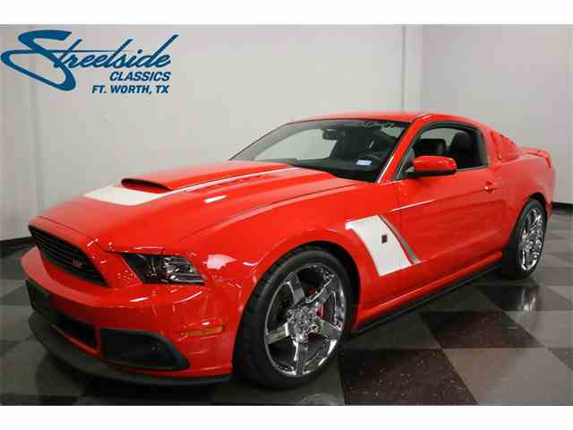 Picture of '14 Mustang - N794