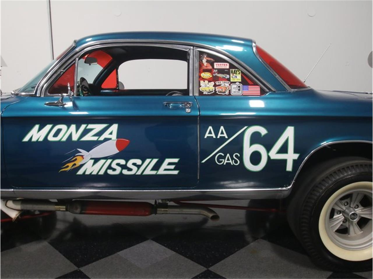 Large Picture of 1964 Chevrolet Corvair located in Lithia Springs Georgia - $23,995.00 Offered by Streetside Classics - Atlanta - N79N