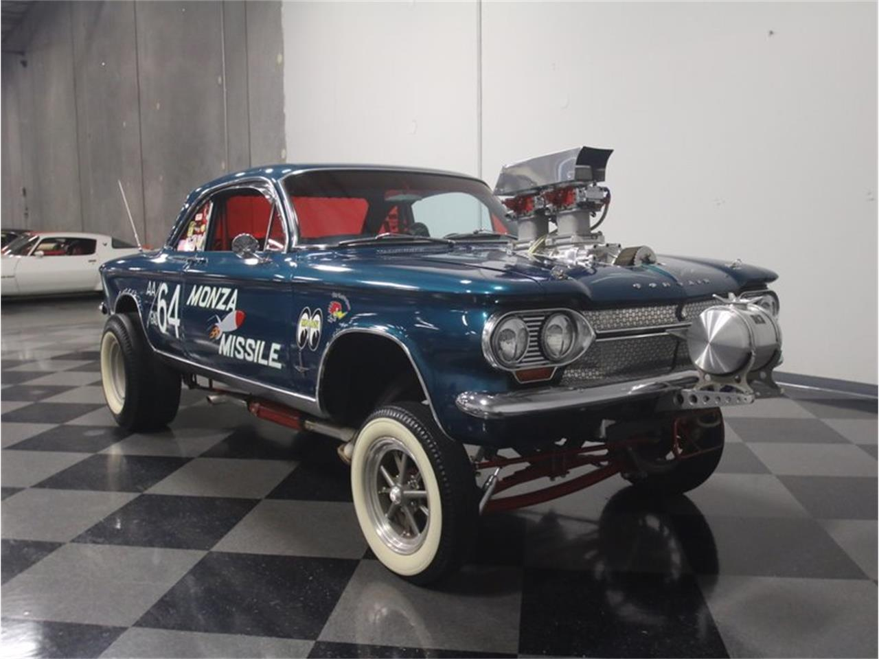 Large Picture of '64 Chevrolet Corvair located in Lithia Springs Georgia - $23,995.00 Offered by Streetside Classics - Atlanta - N79N