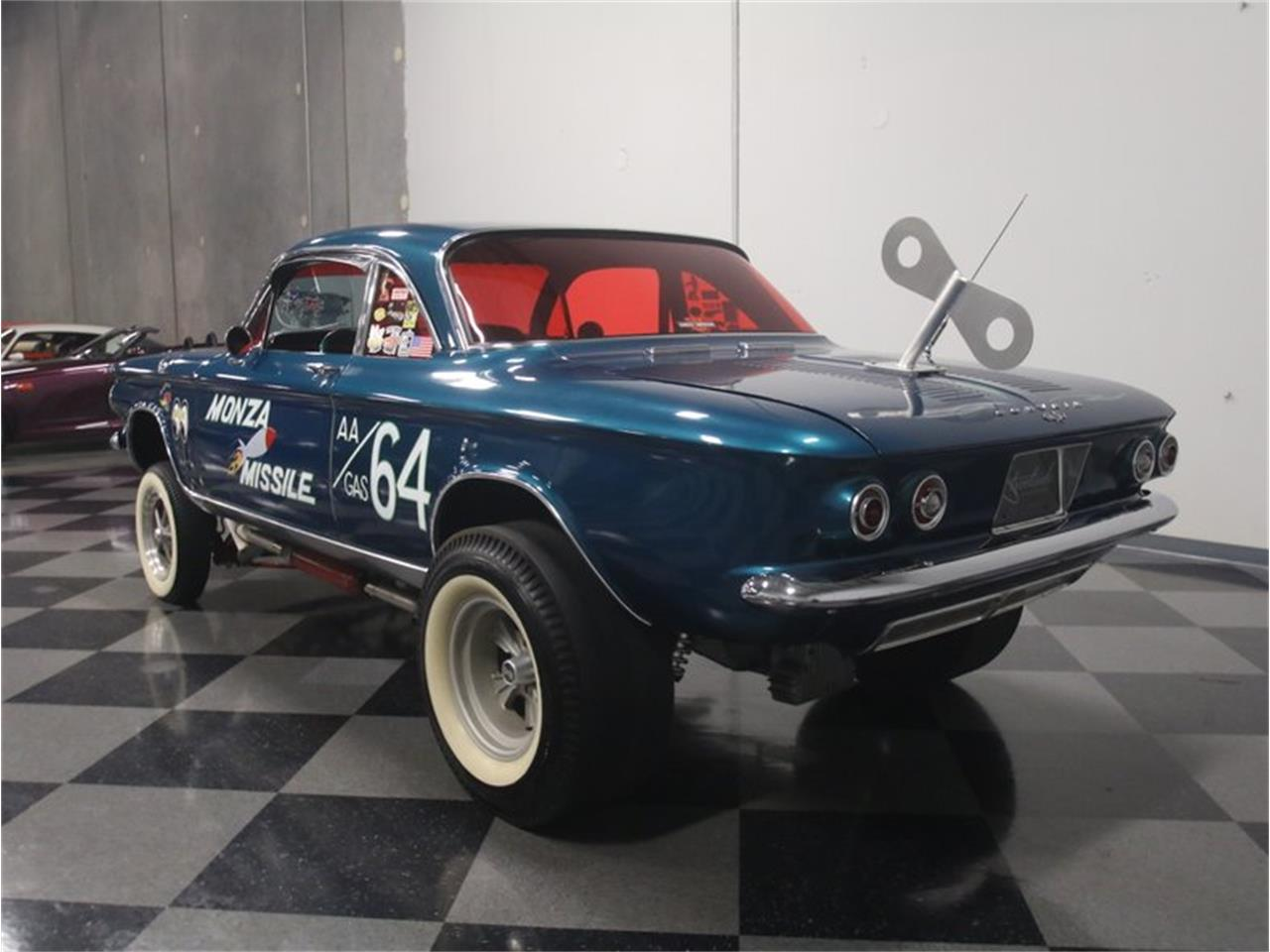 Large Picture of Classic 1964 Corvair located in Lithia Springs Georgia Offered by Streetside Classics - Atlanta - N79N