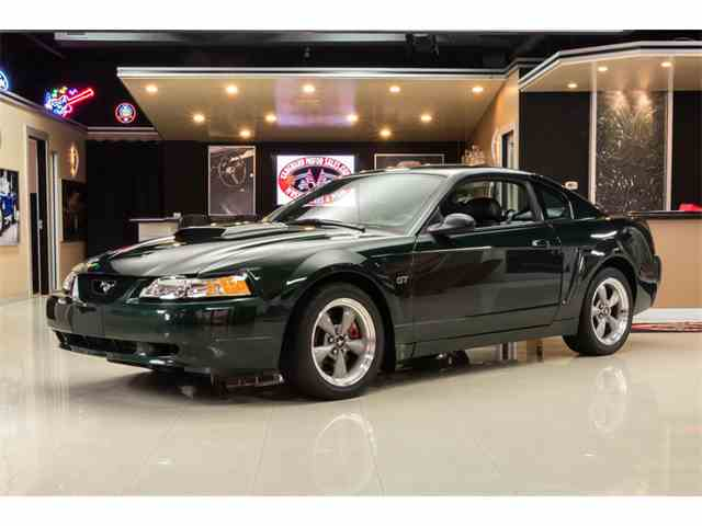 Picture of '01 Mustang - N79Q