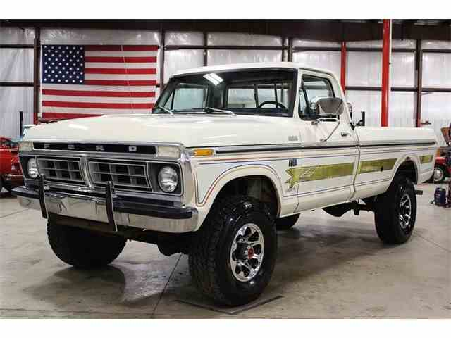 Picture of '76 F250 - N79S