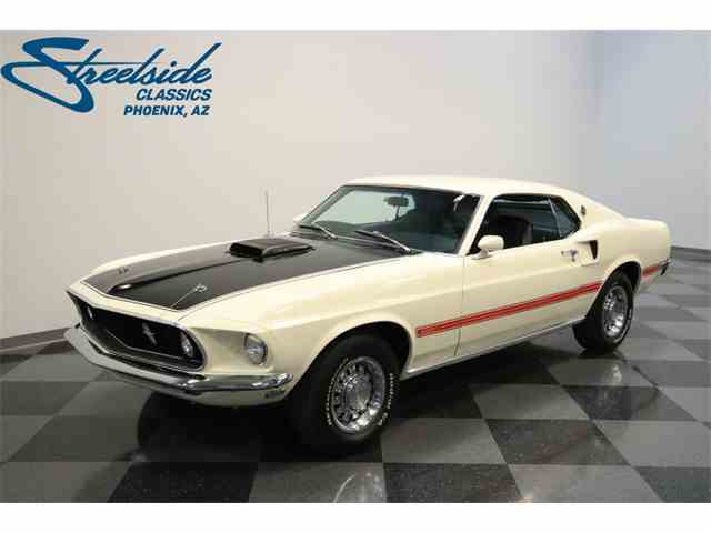 Picture of '69 Mustang - N7A1