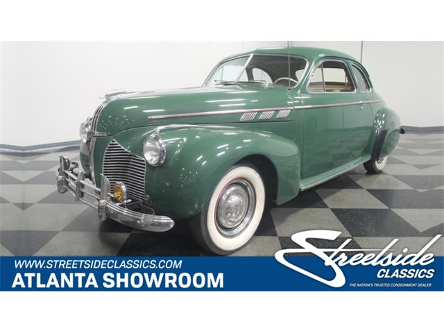 Picture of 1940 Pontiac Torpedo located in Lithia Springs Georgia - $27,995.00 Offered by  - N7AX