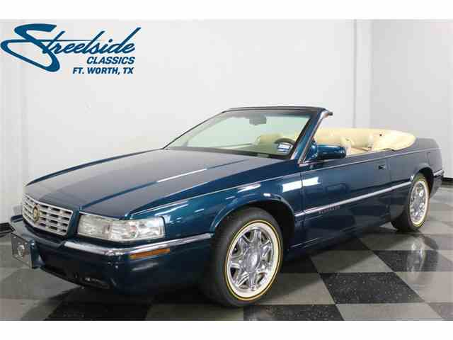 Picture of '95 Cadillac Eldorado Offered by Streetside Classics - Dallas / Fort Worth - N7B3