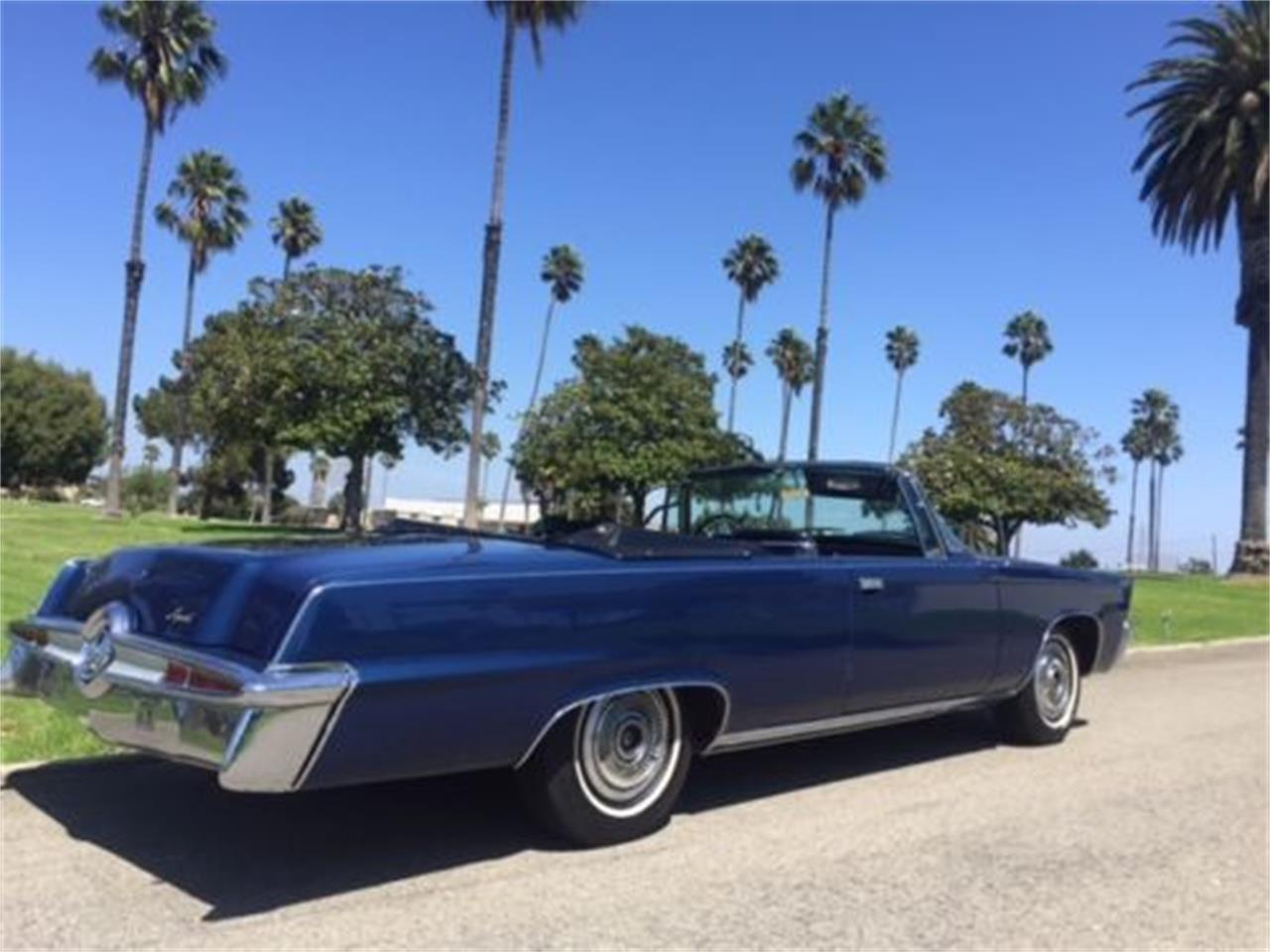 Large Picture of '66 Chrysler Imperial located in California - $24,400.00 Offered by a Private Seller - N5J6