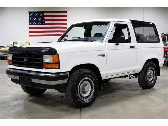 Picture of '90 Bronco II - N7BO