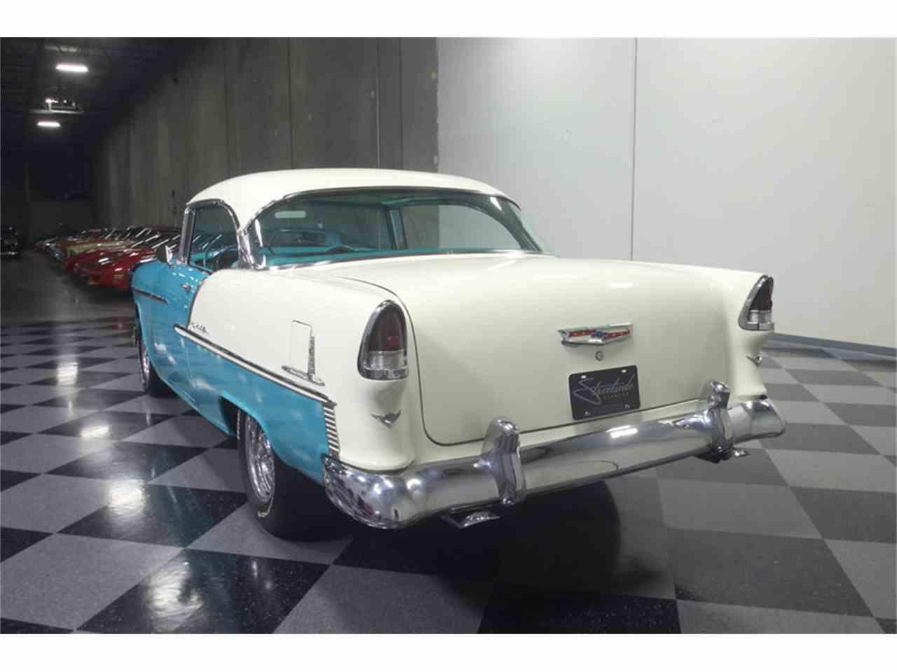 1955 Chevrolet Bel Air for Sale   ClassicCars.com   CC-1082601