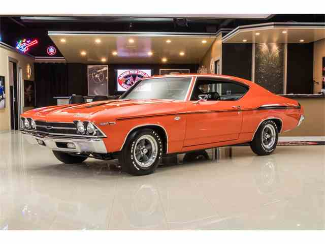 Picture of '69 Chevelle - N7CF