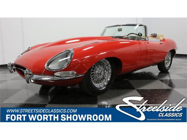 Picture of '67 E-Type - N7CH