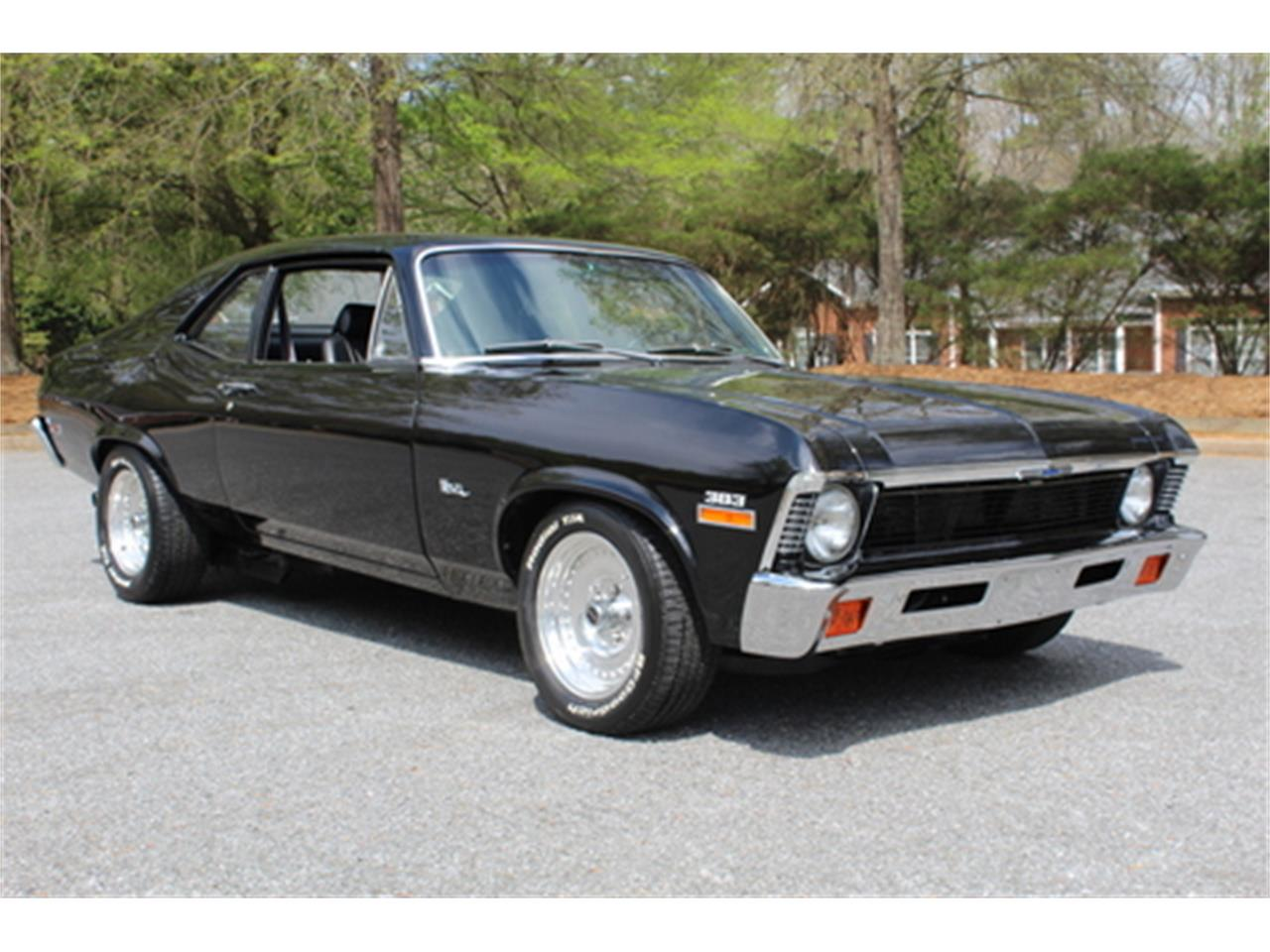 Large Picture of 1971 Chevrolet Nova located in Roswell Georgia Offered by Fraser Dante - N5J9