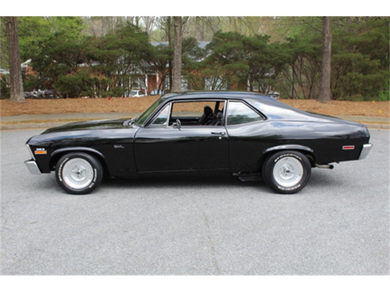 Large Picture of '71 Chevrolet Nova located in Georgia - $22,950.00 Offered by Fraser Dante - N5J9