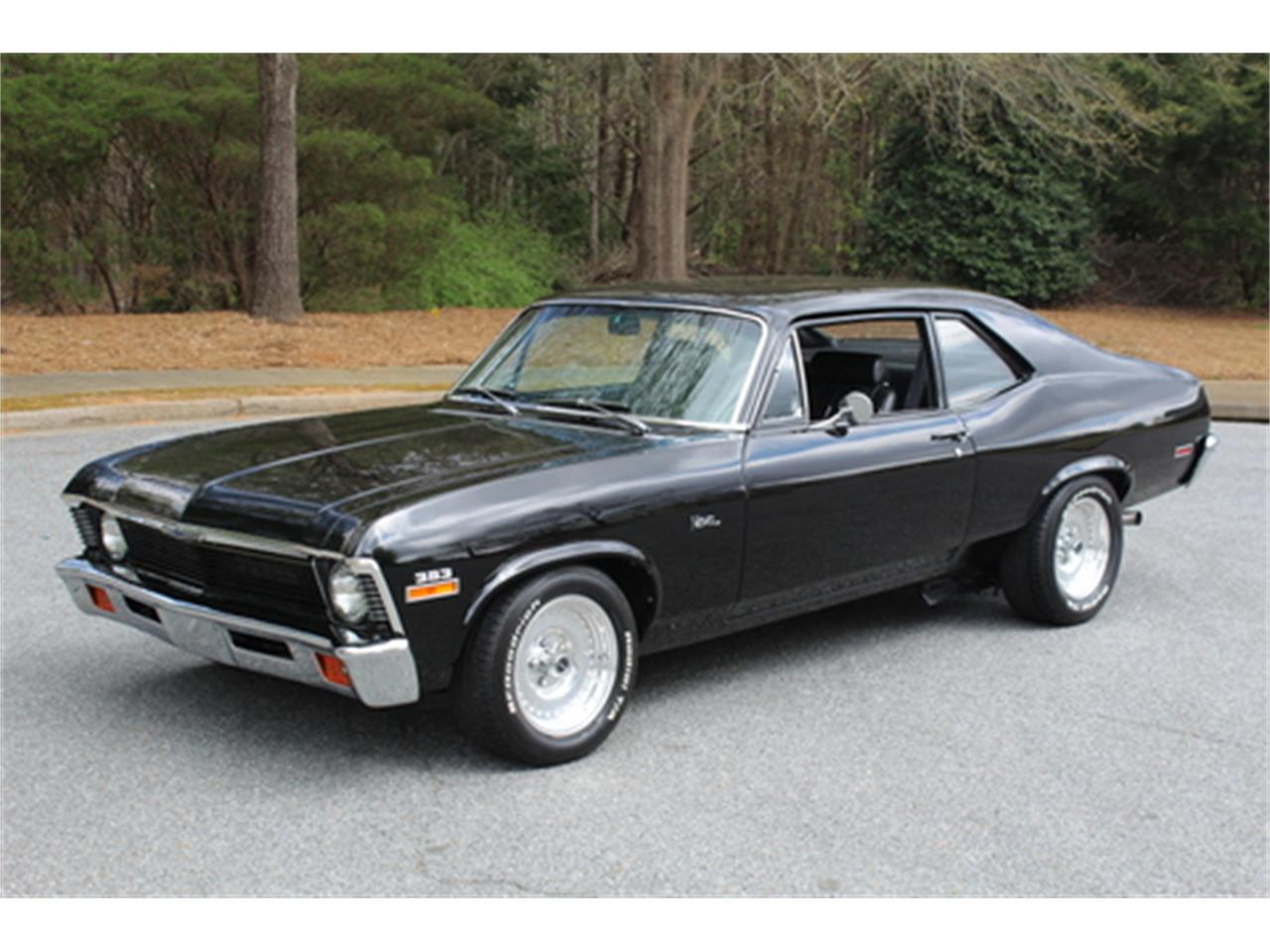 Large Picture of '71 Chevrolet Nova located in Georgia Offered by Fraser Dante - N5J9