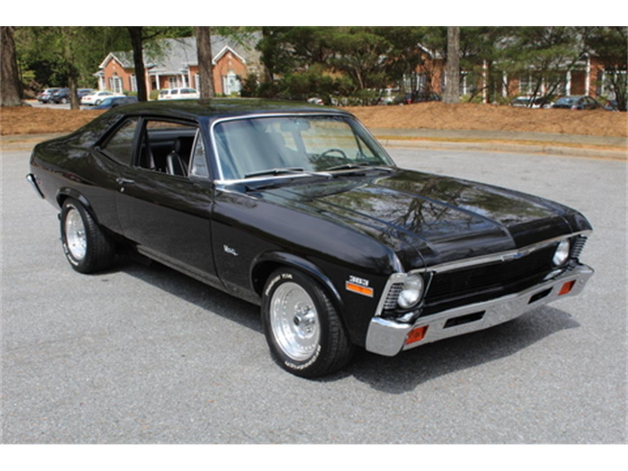 Large Picture of Classic '71 Nova located in Roswell Georgia Offered by Fraser Dante - N5J9