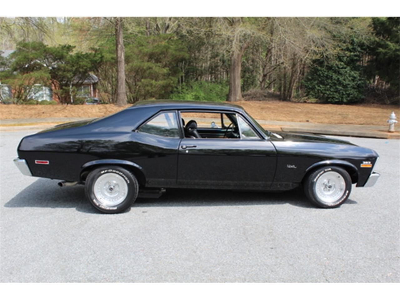 Large Picture of 1971 Nova located in Roswell Georgia - $22,950.00 Offered by Fraser Dante - N5J9