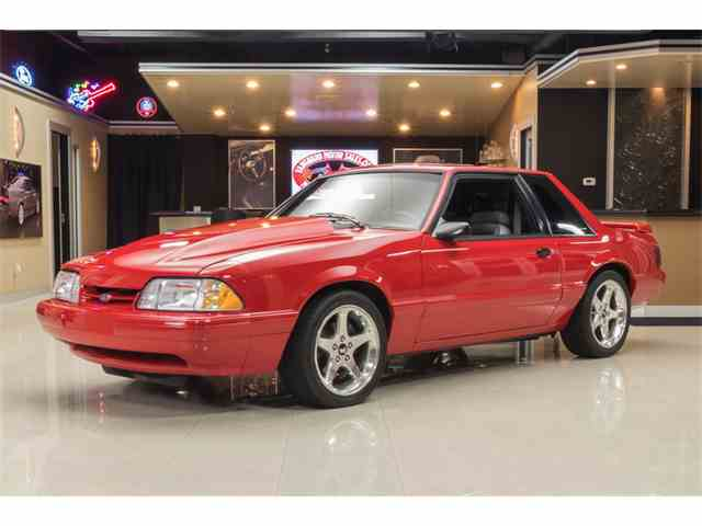 Picture of '93 Mustang - N7CK
