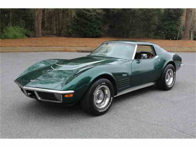 Picture of '71 Corvette - N5JA