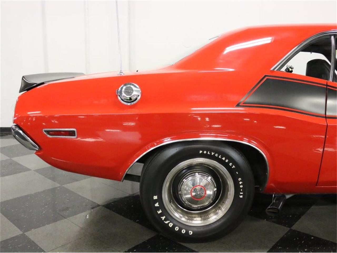 Large Picture of Classic '70 Challenger T/A located in Ft Worth Texas Offered by Streetside Classics - Dallas / Fort Worth - N7CT