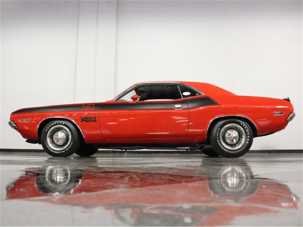 Large Picture of 1970 Challenger T/A located in Texas Offered by Streetside Classics - Dallas / Fort Worth - N7CT