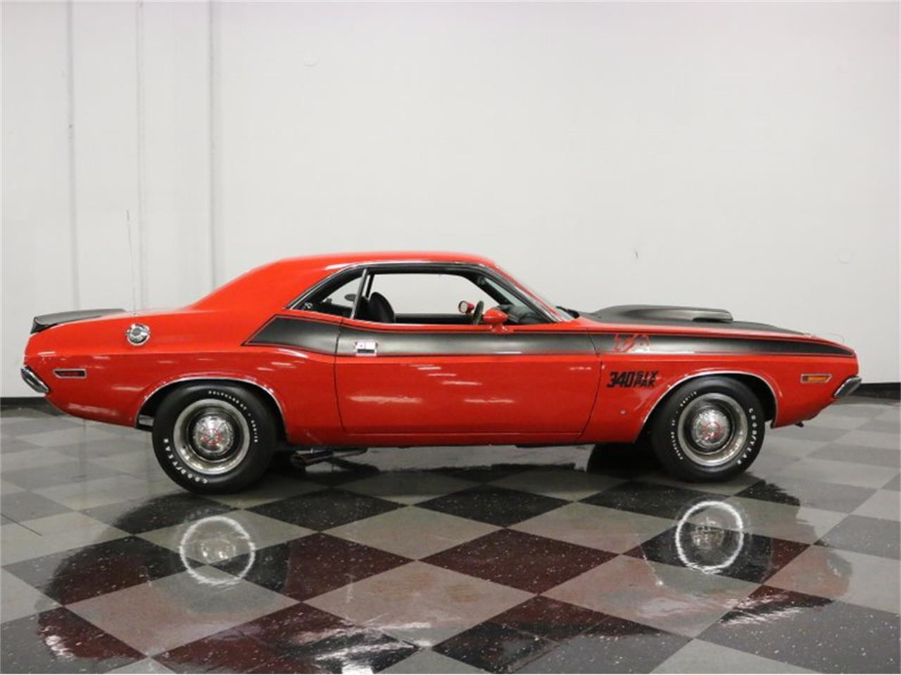 Large Picture of '70 Challenger T/A located in Ft Worth Texas - N7CT