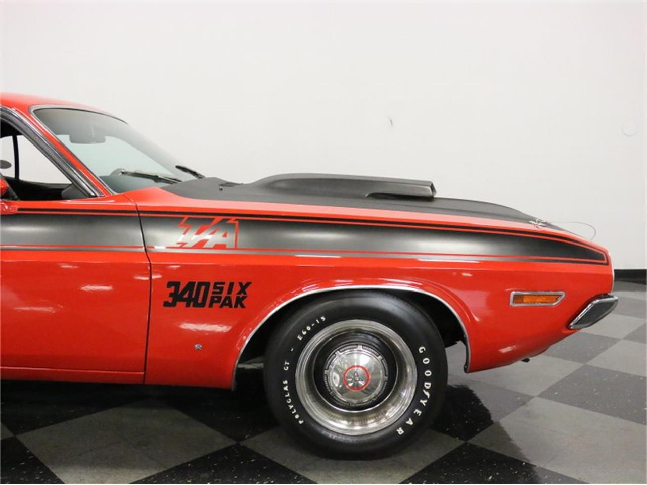 Large Picture of Classic 1970 Challenger T/A located in Ft Worth Texas Offered by Streetside Classics - Dallas / Fort Worth - N7CT