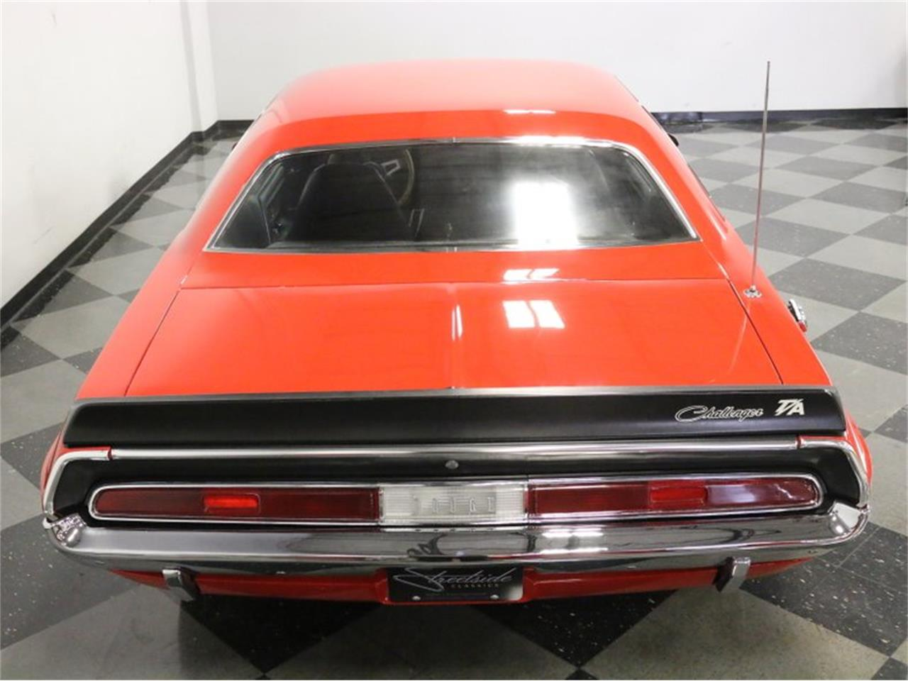 Large Picture of '70 Challenger T/A located in Texas - $69,995.00 Offered by Streetside Classics - Dallas / Fort Worth - N7CT