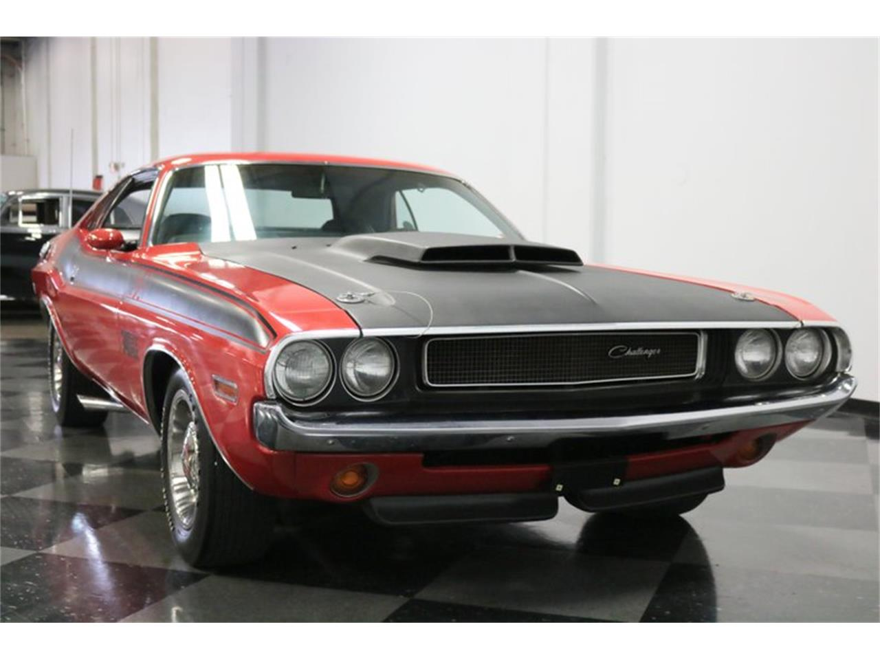Large Picture of '70 Challenger T/A located in Texas Offered by Streetside Classics - Dallas / Fort Worth - N7CT
