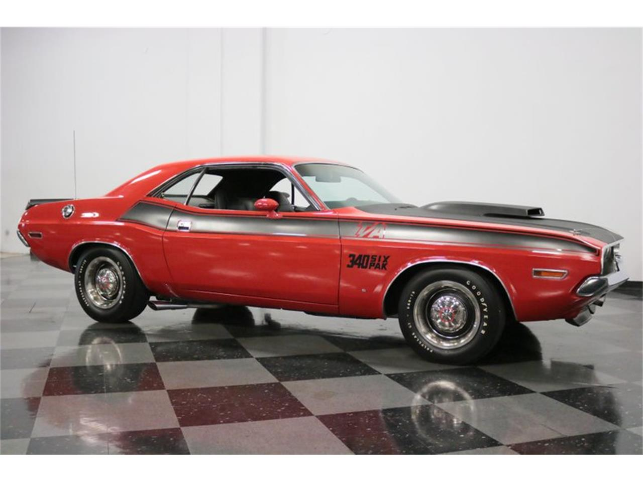 Large Picture of '70 Dodge Challenger T/A located in Ft Worth Texas - $69,995.00 Offered by Streetside Classics - Dallas / Fort Worth - N7CT