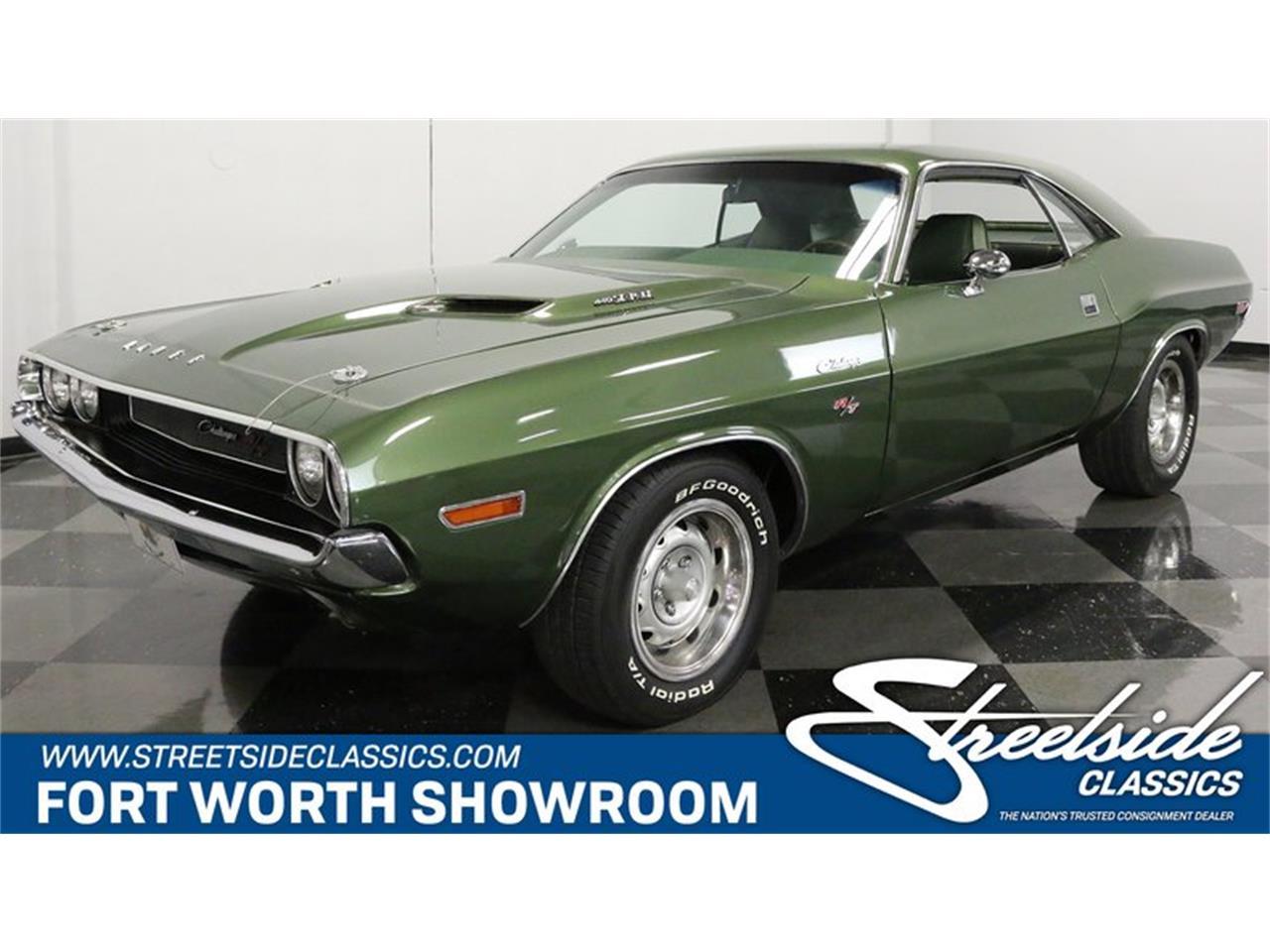 1970 Dodge Challenger For Sale Classiccarscom Cc 1082638