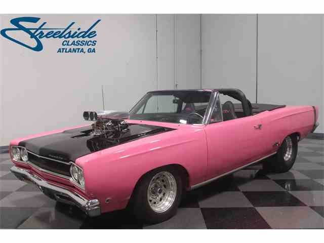 Picture of Classic '68 Plymouth GTX - $49,995.00 Offered by  - N7DB