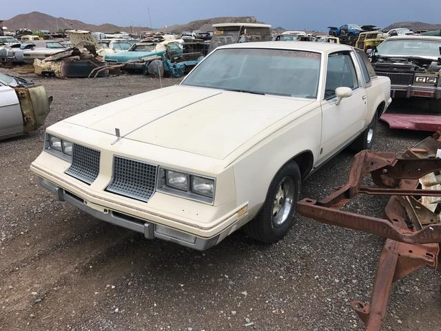 Picture of '83 Cutlass Supreme - N5JC